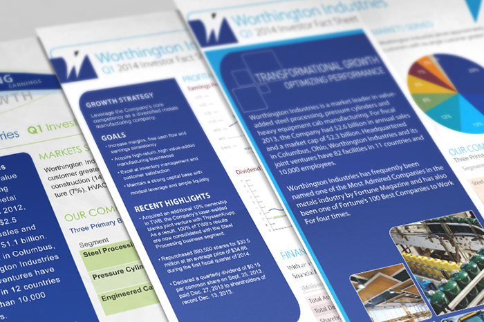 Financial & Technical Reports