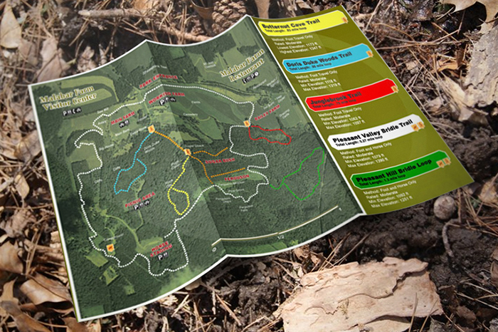 Public Use Items (Trail Maps)