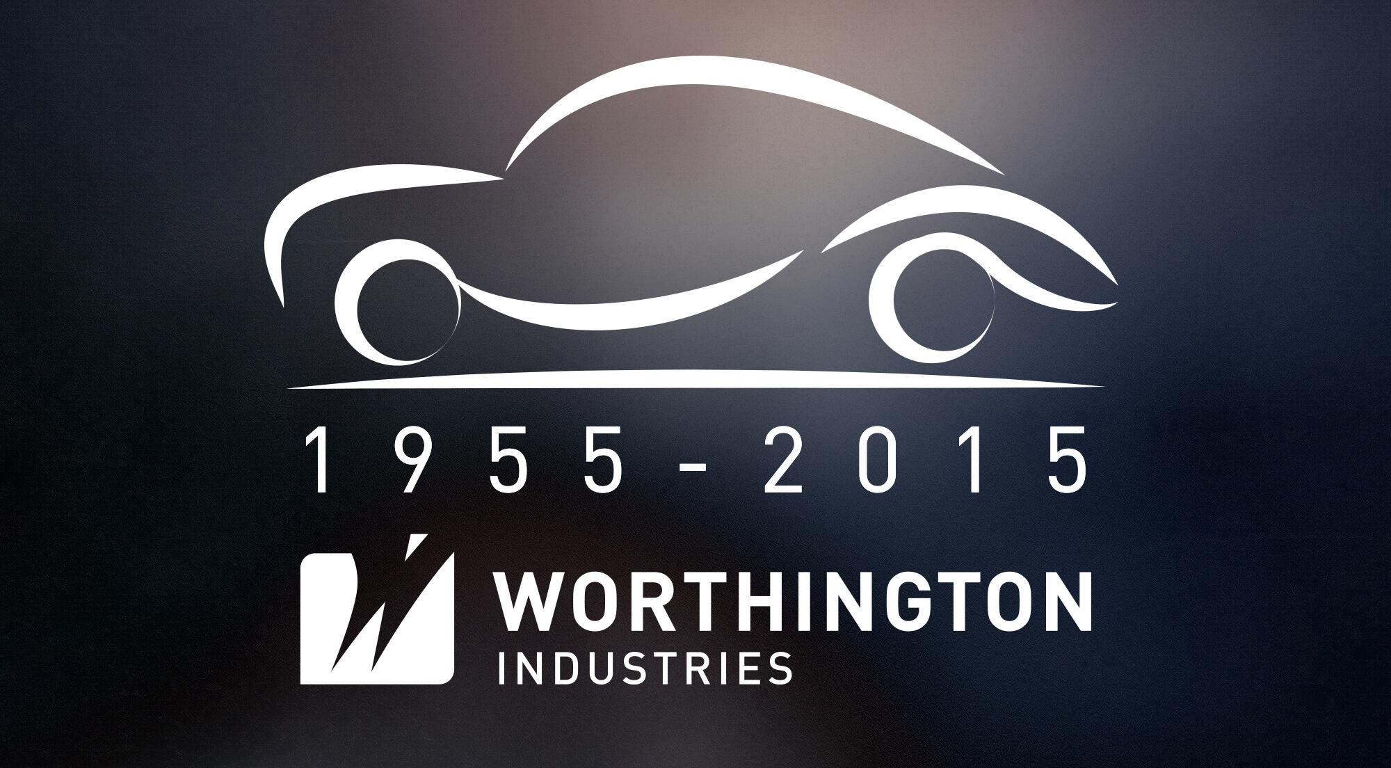 Worthington Industries - 60th Anniversary Logo - Brett J Mitchell